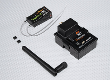 Приемник+передатчик FrSky DJT 2.4Ghz Combo Pack for JR w/ Telemetry Module & V8FR-II RX