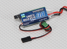 Turnigy 3A UBEC with Low Voltage Buzzer