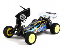 Гоночный багги Basher BSR BZ-222 1/10 2WD Racing Buggy (RTR)