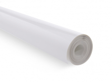 Covering Film Solid White (5mtr)