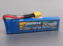 ZIPPY Flightmax 2200mAh 3S1P 25C (X-Thin, экстра-тонкий)