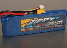 ZIPPY Flightmax 2450mAh 3S1P 30C