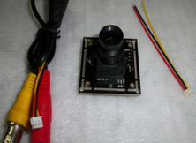 Камера для FPV 700TVL CMOS 8240+8510 Lightning Protection Chip Mini camera
