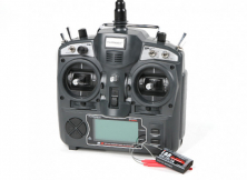 Turnigy 9X 9Ch Transmitter w Module & iA8 Receiver (Mode 2) (AFHDS 2A system)
