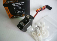 Henge MD933 Digital Metal Gear Servo 12г/ 2кг/ 0.09сек